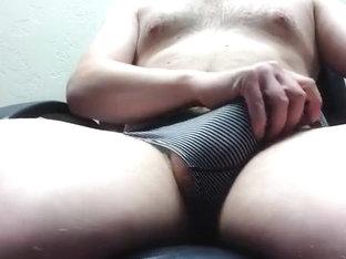 Cum in wifes panties