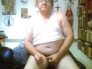 Italian papa on cam