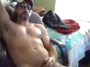 Dad got cock juiced