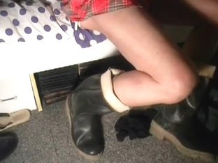 nlboots - rubber boots and spanking ritual (porn book)