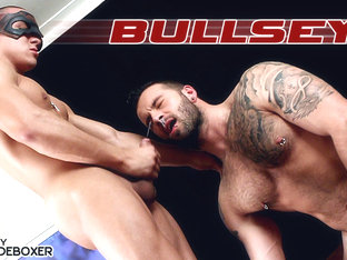 Manuel Deboxer & Carlos in Bullseye XXX Video