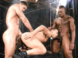 Into Darkness XXX Video: Trelino, Tyson Tyler, Dato Foland