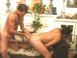 Best male pornstar in horny blowjob, masturbation homo xxx scene