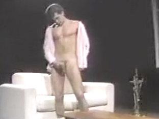 Amazing male in horny handjob homosexual porn video