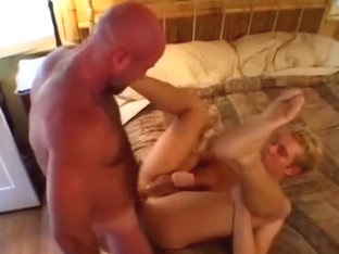 mandy fucks a blonde fag