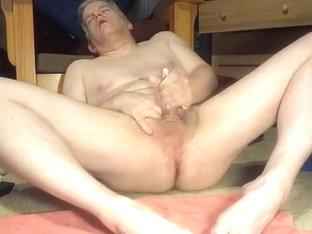 masturbating Dad