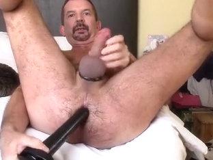 Dark Raw Dawg A-Hole Plunger
