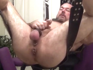 showing my hole while bating