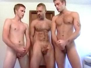 Allen Silver y dos amigos
