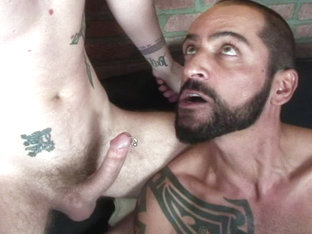 Luke Cross, Tom Colt in Bears Seduce Twinks scene 5 - Bromo