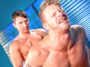 Jimmy Durano & Jeremy Stevens in Stripped 2: Hard For The Money, Scene #04