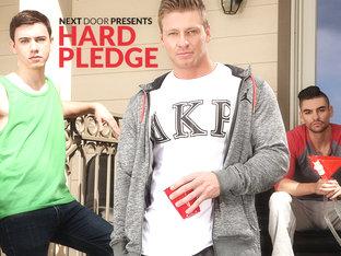 Johnny Torque & Cole Christiansen & Zach Taylor in Hard Pledge XXX Video
