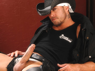 Cody Cummings in COWBOY CODY XXX Video