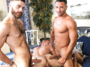 Mario Costa & Tommy Defendi & Braxton Smith in Top Affair Part 3 Video