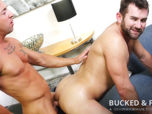 Jake Jennings & Matt Hart in Bucked & Fucked Video