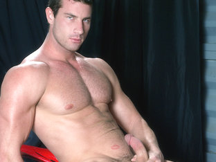 Rusty Stevens in Crotch Rocket Video