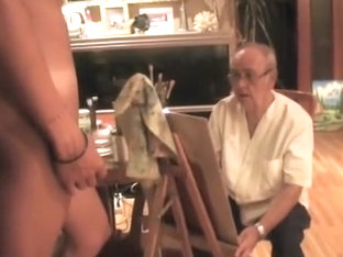 Amazing male in horny homo porn clip