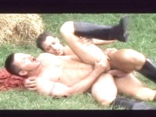 Best male pornstar in amazing blowjob, rimming homosexual adult clip