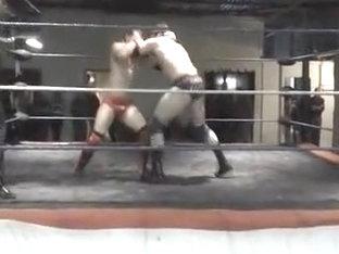 Battling Builder Bears - Wrestling Strip And Fuck Match