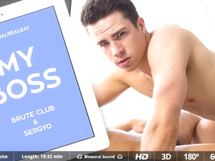 My Boss - Virtualrealgay