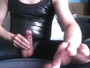 jerking inmy favorite outfit!