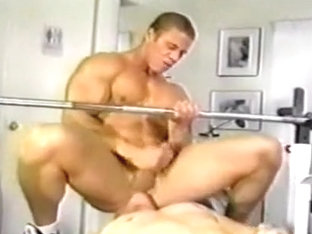 Matthew Rush Fucks Gym Partner (Ready For More)