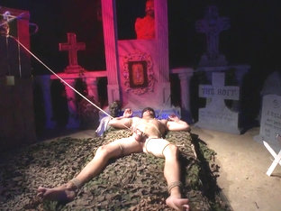 Kinkmen Halloween Classic: Edging At The Armory Haunted House - KinkMen