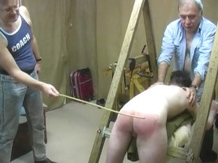 Malejunction - Hard Spanking