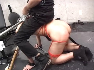 Horny Asian homosexual dudes in Hottest bondage, masturbation JAV movie