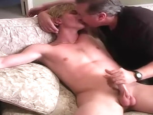 Affectionate Hand Job for