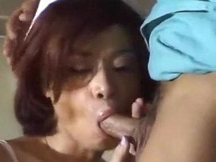 Doctor fucks sexy shemale nurse