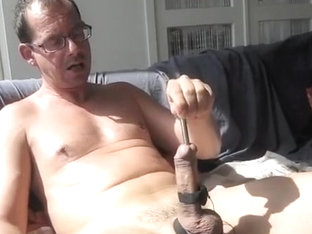 9&10mm rod in my electrified dick.