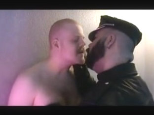 Danish Guys - A bear and his slaveboy part 1: