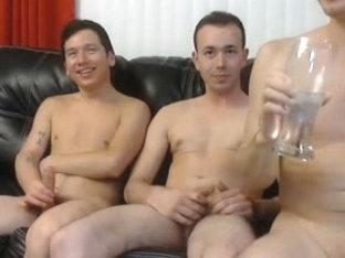 Three Gay Boys Have Sex On Cam