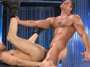 Dario Beck & Derek Atlas in Fuck Hole Video