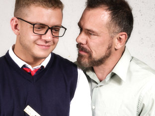 Ian Levine & Max Sargent in Teach Me in Private - IconMale