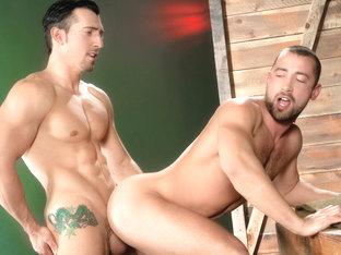 Jimmy Durano & Donnie Dean in Throb Video