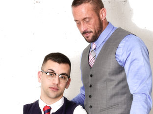 Myles Landon & Josh Stone in Stepdaddy Dearest - IconMale