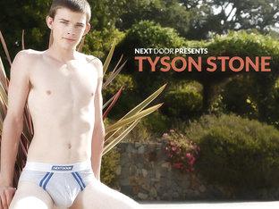 Tyson Stone in Tyson Stone XXX Video