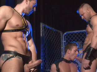 Jimmy Durano & Alexander Gustavo & Austin Wolf in The URGE - Huntin For Ass Video