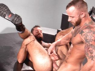 Derek Parker & Damien Stone in Pure Sex, Scene #03