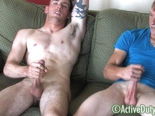 Brock & Danny Military Porn Video