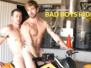 Mark Long & Sean Blue in Bad Boys Ride XXX Video