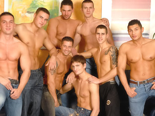 Claudio Antonelli, Tom Ryan, Chris Hacker, Rodrigo A, Igor Kravchuk, Mickey, Solten Talton XXX Vid.