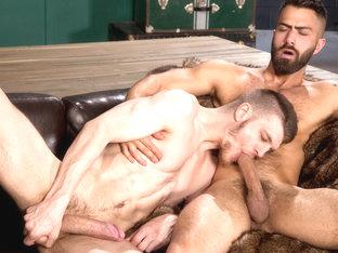 Adam Ramzi & Caleb King in Fuck Yeah! Video
