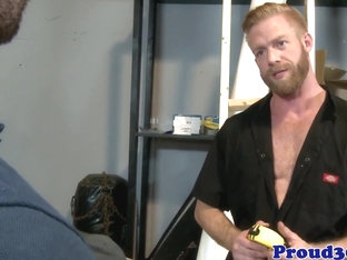Dilf stud assfucked by sixpack hunk