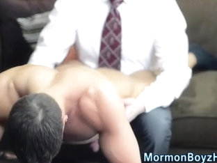 Mormon cums for bishop