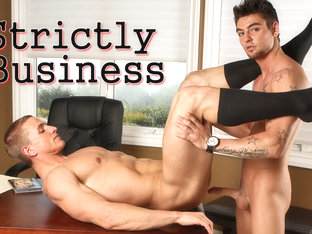 Marcus Mojo & Johnny Torque in Strictly Business XXX Video