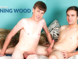 Andrew Collins & Tommy White in Morning Wood XXX Video