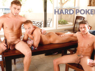 Rob Ryder & Alexander Gustavo & Alex Greene in Hard Poker XXX Video